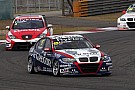 Third place for BMW driver Tom Coronel in race at Shanghai