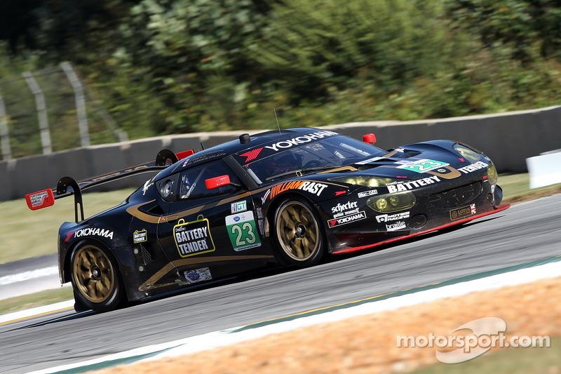 Lotus Alex Job Racing finish development season with plan for 2013