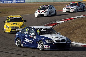 WTCC Breaking news Podium and competitiveness regained in Shanghai by Alberto Cerqui