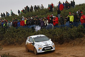 WRC Leg report FIA WRC Academy quotes about Rally de España - Day One