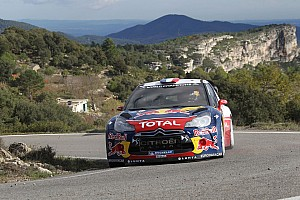 Citroen wraps up Manufactures' title in Rally de Espana