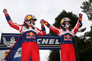 WRC Leg report Loeb bows out in style in 2012 Rally de Espana finale