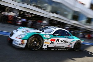 Super GT Qualifying report Kazuki Nakajima wins his first position at Fuji Sprint Cup event