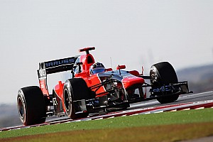 Formula 1 Qualifying report Marussia achieved its objective on qualifying session for the US GP