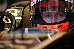 Formula 1 Breaking news Grosjean admits 'no signature' yet for 2013