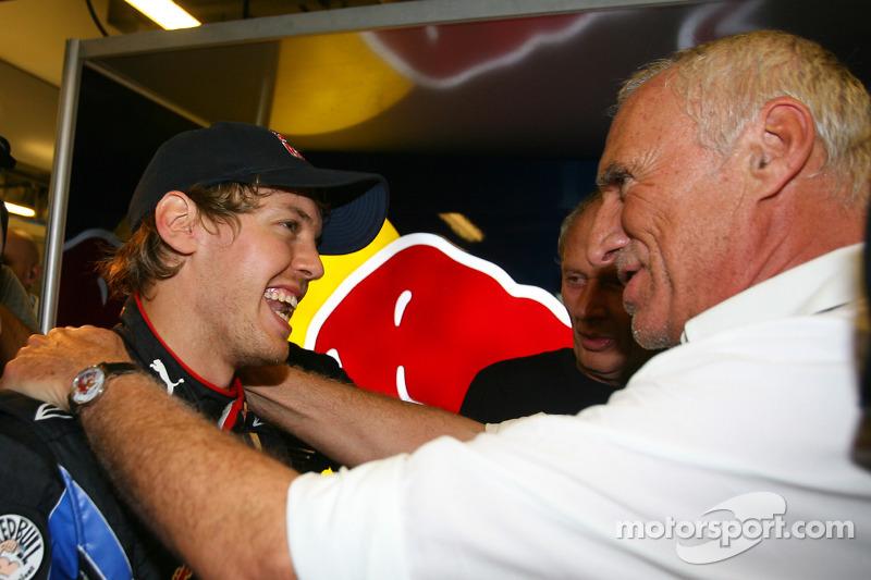 Ferrari switch for Vettel 'absurd' now - Mateschitz