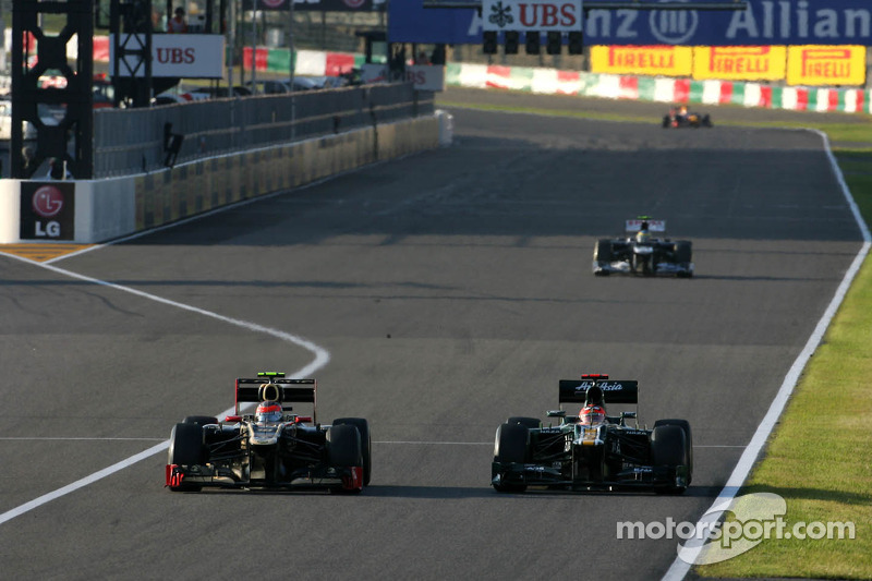 Kovalainen could replace Grosjean at Lotus - report