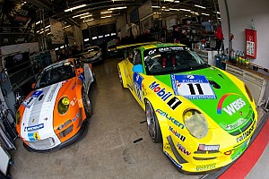 WEC Breaking news Porsche and Team Manthey take on new GTE challenge in 2013