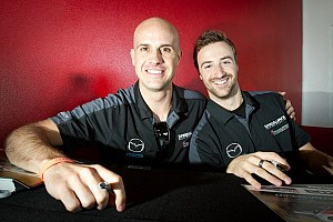 Marino Franchitti pleased to be back with SpeedSource for Daytona 24