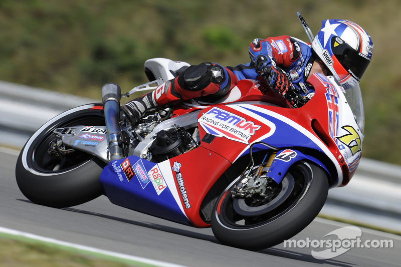 PBMUK announce Hernandez and Laverty as 2013 riders