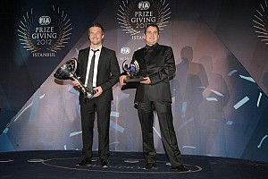 WRC Special feature Nine-time champions Loeb and Elena honored at FIA Gala in Istanbul