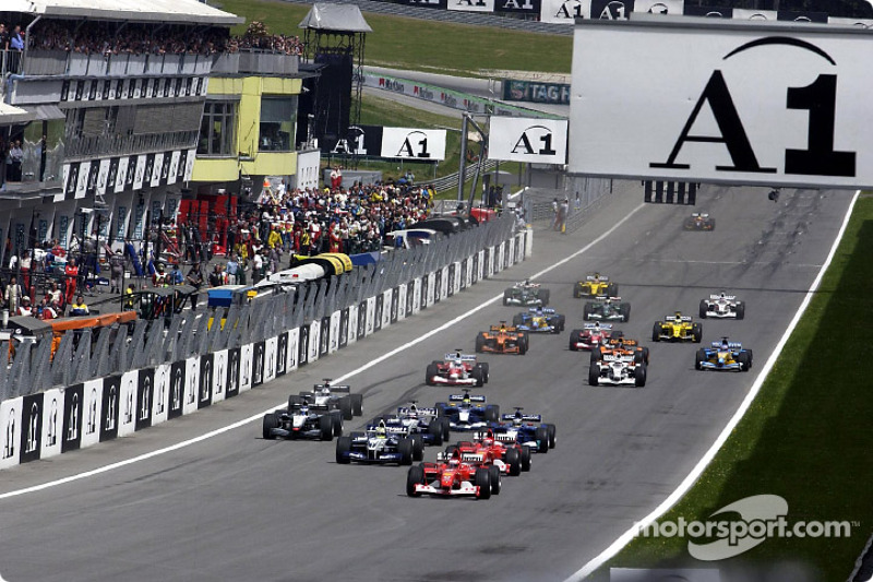 Red Bull company welcomes idea of hosting Grand Prix in Austria
