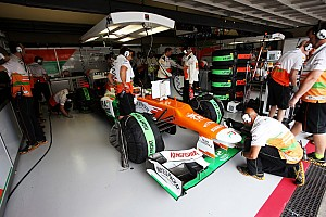 Formula 1 Rumor Force India to announce driver this week