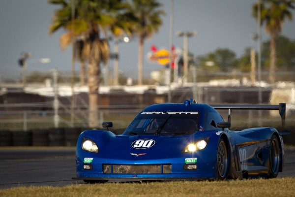 Spirit of Daytona Racing finalizes driver line-up for Daytona 24 Hour event