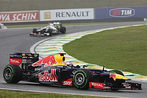Formula 1 Commentary Webber coped better with early-season RB8 - Vettel