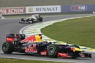 Webber coped better with early-season RB8 - Vettel