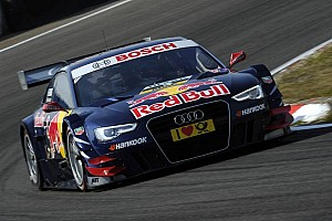 DTM Breaking news Audi ready for first race of 2013 with strong driver lineup