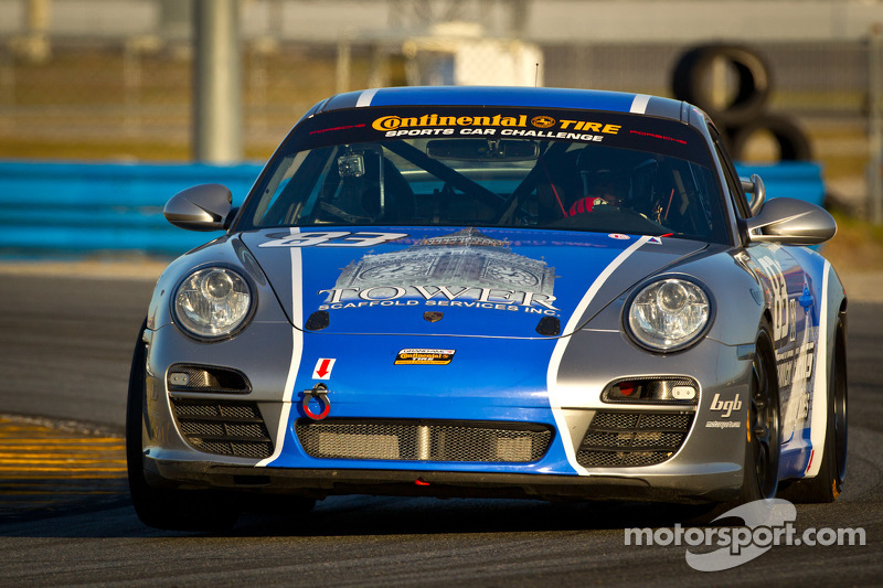 Randall and Wilden move to BGB for 2013 Porsche SCC GS championship effort