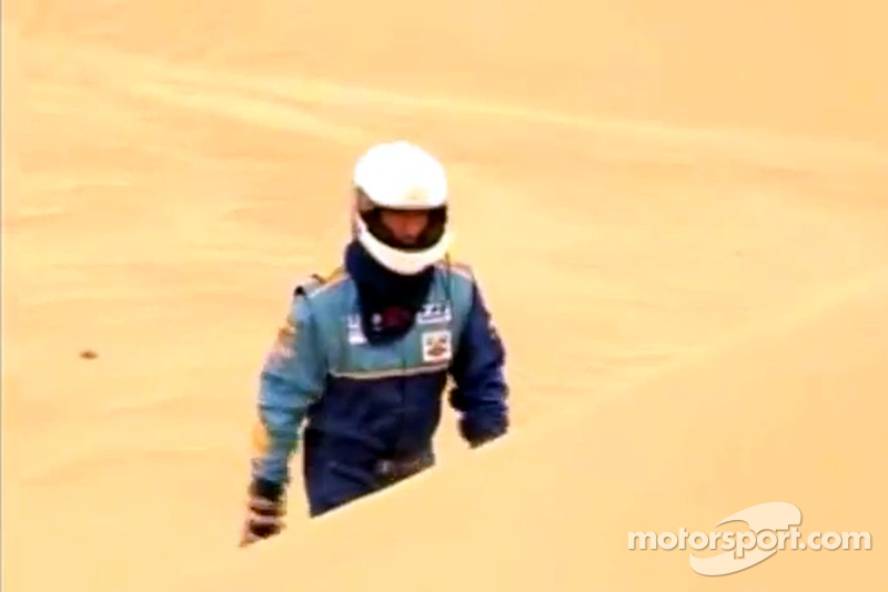 EVR prepared for Dakar 2013 - video