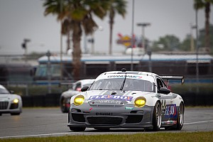 Grand-Am Preview 18 Porsche GT entries invade Rolex 24 test days at Daytona