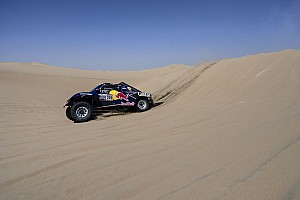 Dakar Stage report Toyo Tires pleased with wins in first three stages