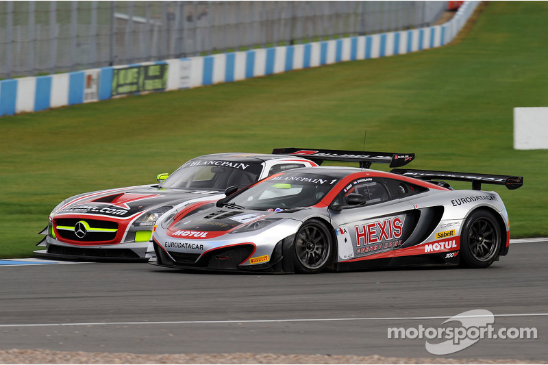 FIA GT Series is a go for 2013