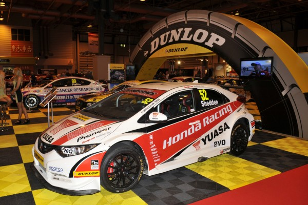 Autosport Show highlights the teams and drivers for 2013 BTCC challenge