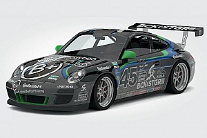 Magnus Racing No 45 team takes on new challenge for B+ Foundation