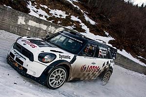 WRC Leg report Kosciuszko and Szczepaniak pleased with progress on day 3 of Monte Carlo rally
