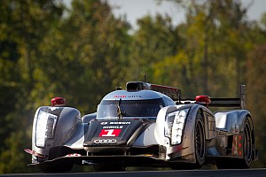ALMS Breaking news Audi to compete with two R18 e-tron quattro cars at Sebring