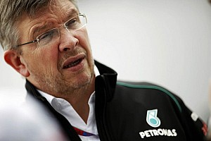 Formula 1 Breaking news Wolff hopes angry Brawn doesn't quit