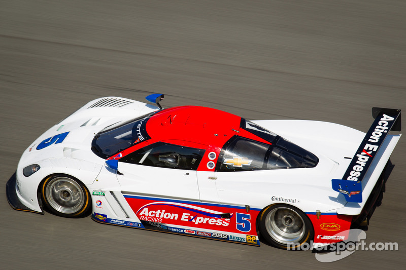 Chevrolet Racing roars into Daytona for the season opener
