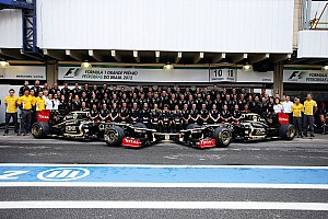 Formula 1 Breaking news Lotus yet to sign Honeywell title deal