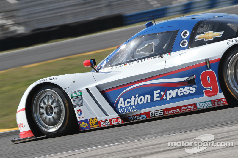 Action Express Racing ready for Rolex 24 At Daytona