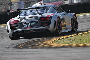 Grand-Am Qualifying report APR Motorsports qualifies two Audi R8s for Daytona 24H