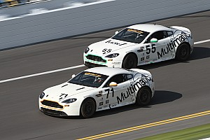 Grand-Am Race report  Marsal leads at Daytona in strong SCC opening for Aston Martin