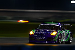 Grand-Am Race report Napleton Racing leads GX Class at hour4 in Rolex 24 At Daytona