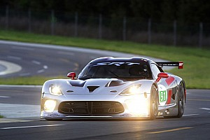 Le Mans Breaking news SRT Motorsports - Viper set for return to 24 Heures du Mans
