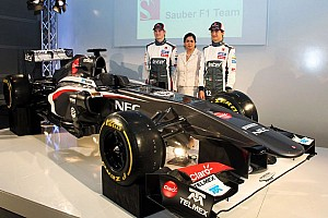 Kaltenborn on Sauber C32: We're on a good footing