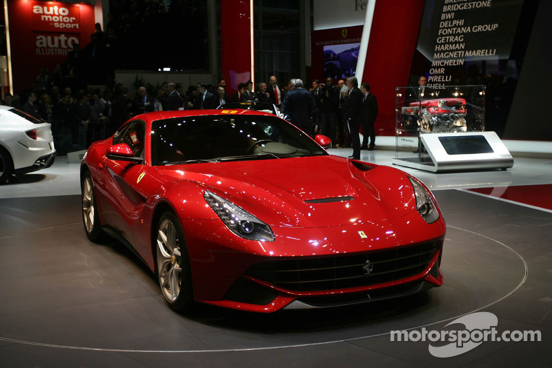 "Ferrari F12berlinetta is GQ Magazine's ""Supercar of the Year"""