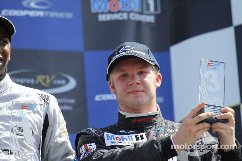 Spike Goddard commits to T-Sport for 2013 campaign