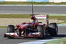 Ferrari's Massa happy with his testing on day three at Jerez