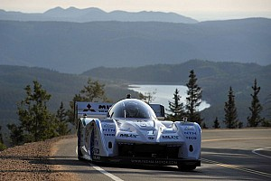 Hillclimb Breaking news Pikes Peak Hill Climb promises another great battle in 2013