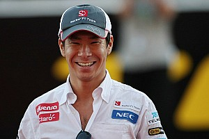 WEC Breaking news Kobayashi to test Ferrari sports car