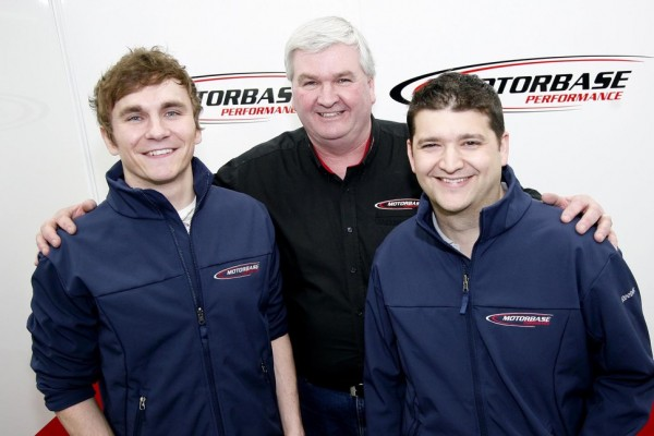 Jackson and Smith look forward to the new season with Motorbase