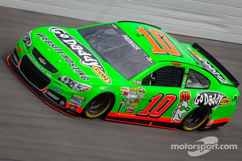 Patrick confident after leading second Daytona 500 practice session