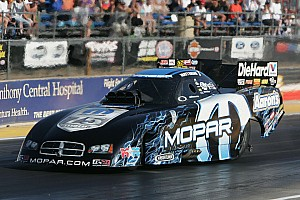 NHRA Qualifying report Hagan will start ninth for Sunday's Winternationals at Pomona