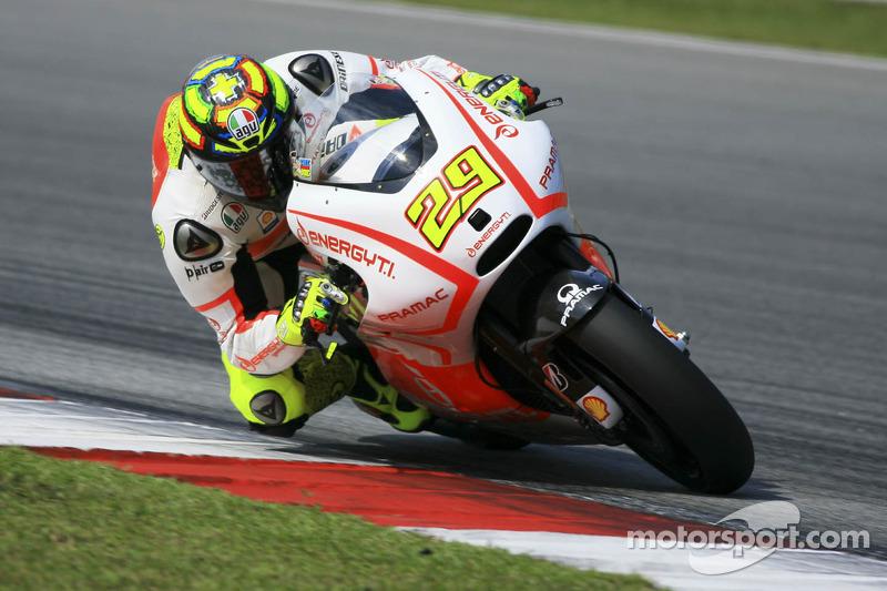 Ducati Team development test concludes at Jerez