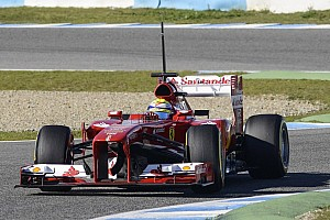 Formula 1 Breaking news Fry plays down reports of new flawed Ferrari