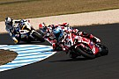 Unlucky day for Ducati Alstare at Phillip Island